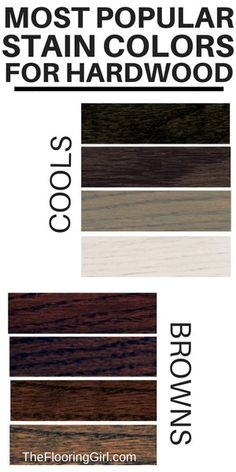 Hardwood flooring stain color trends (2019) - The Flooring Girl