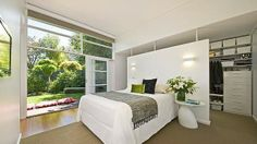 Design tips to transform bedrooms into beautiful calming retreats.  Furniture should be simple and streamlined and belongings on display should be kept to a minimum.  http://www.heraldsun.com.au/realestate/news/design-tips-to-transform-bedrooms-into-beautiful-calming-retreats/story-fni0ckoj-1226857868911 #bedding #design