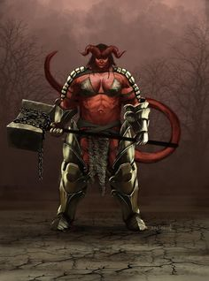 tiefling - Google Search