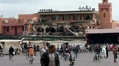 Les services de renseignement allemands ont averti leurs homologues maghrébins de l'imminence d'attaques terroristes                  Attentat-Argana