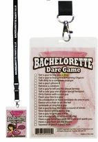 Bachelorette Party Games VIP Pass on Lanyard