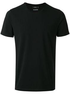 JIL SANDER Plain T-Shirt. #jilsander #cloth #t-shirt