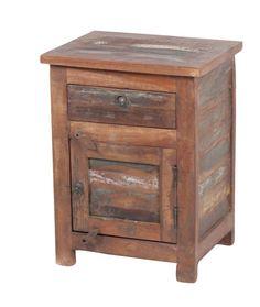 Suurenna kuvaa klikkaamalla Reclaimed Wood Furniture, Nightstand, Dressers, Tables, Home Decor, Mesas, Decoration Home, Room Decor, Chest Of Drawers