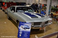 1970 Oldsmobile Cutlass W31