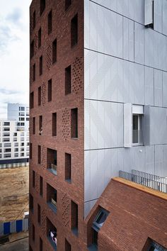 38 Social Housing Units | Avenier Cornejo Architectes #social #housing #façade