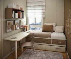 student bedroom storage ideas - Google Search