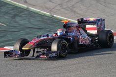 2011 Toro Rosso STR6 - Ferrari (Sébastien Buemi)