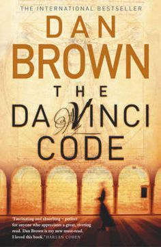 The Da Vinci Code (Robert Langdon, book by Dan Brown - book cover, description, publication history. Dan Brown, Robert Langdon, Love Book, This Book, Books To Read, My Books, Thing 1, Knights Templar, Reading Lists