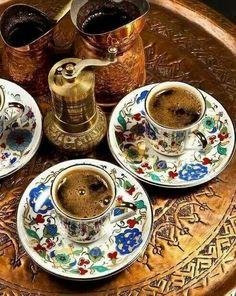 Turkish coffee recipe in six step detailed guidance. Coffee brands making best Turkish coffee recipe. I Love Coffee, Coffee Break, My Coffee, Morning Coffee, Starbucks Coffee, Mocha Coffee, Coffee Plant, Coffee Girl, Coffee Creamer