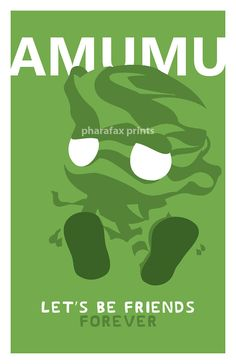 Amumu League of Legends Print by pharafax on Etsy, $14.00