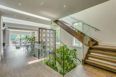 Garden Void House