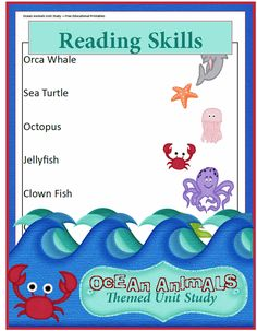 If you're new here, you may want to subscribe to my FREE Daily Updates Newsletter. Thanks for visiting!These Reading Skills Worksheets are part of ourocean animals unit study! They willhelp your first grade aged children work on improving their reading skills. These worksheets give your child the chance to connect the words with the pictures […]
