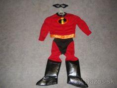 Predám kostým na karneval - 1