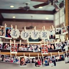 We've already showed you a lot of cool ideas and examples, presenting you how you can<strong>hang your photos and artin creative ways</...