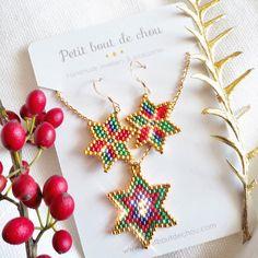 >> B O X I N G D A Y << Une jolie parure pour emmener notre petit bout voir le père Noël. Une chance davoir pu le rencontrer il se fait rare cette année Bon week-end à vous! #petitboutdechouhk #miyuki #noelmiyuki #jenfiledesperlesetjassume #perlesaddict #miyukiaddict #beadweaving #hkbeadedjewellery #tissagemiyuki #tissagesperles Bon Weekend, Week End, Craft Tutorials, Easy Crafts, Fairies, Jewelry Accessories, Weaving, Handmade Jewelry, Paper Crafts