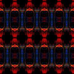 Shikomoro fabric by loriwierdesigns on Spoonflower - custom fabric