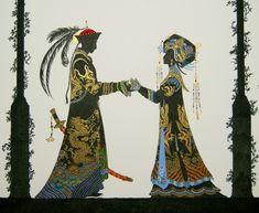 Aladdin and Princess Badoura, Walker Books, illustrated by Himmapaan, Niroot Puttapipat.