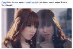 "#TBT @CarlyRaeJepsen wears #JaredJamin #jewelry in @Disney's ""PartofYourWorld""."