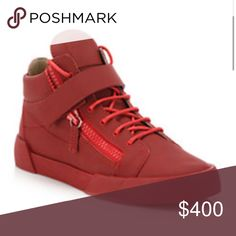 guiseppe zanotti sneaker brand new never wear Giuseppe Zanotti Shoes Sneakers