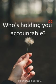 There was a time I thought being accountable was foolish. Foolish in the sense that you're certainly out of your mind that I'll let you hold me accountable. So who's holding you accountable is for you, me and everyone who cares to read it. #accountability #christianblog #funmismusings Jesus Teachings, Proverbs 11, Out Of Your Mind, Love Your Neighbour, Identity In Christ, Godly Relationship, Fear Of The Lord, Hold You, Christian Living