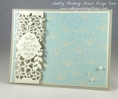 Stampin'Up! So in Love bundle, So in love stamp set, so detailed thinlits, 5 way friday