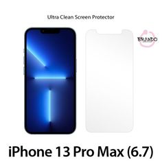 Brando Workshop Ultra-Clear Screen Protector (iPhone 13 Pro Max (6.7))