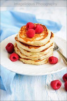 {Recipe} Yogurt Pancakes... and waffles — Imagelicious