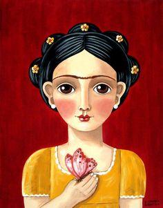 Pintura de Claudia Garcia R. 12