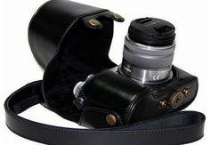 Zenness Protective Camera Leather Case Bag Cover for Panasonic Lumix DMC-GX7 GX7 14-42mm Lens Camera (Black) No description (Barcode EAN = 0520394678345). http://www.comparestoreprices.co.uk/camera-lenses/zenness-protective-camera-leather-case-bag-cover-for-panasonic-lumix-dmc-gx7-gx7-14-42mm-lens-camera-black-.asp