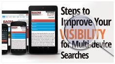 Tricks to Improve Your Visibility for Multi-Device Searches