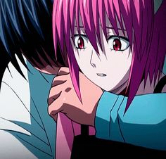 A World That Does Not Exist. elfen lied