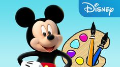 MICKEY Mouse - Mickey's Magical Arts World - SUBSCRIBE