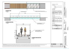 Architecture Concept Drawings, Architecture Plan, Architecture Details, Bridge Design, Railing Design, Steel Drawing, Wire Drawing, Bridge Drawing, Bridge Structure