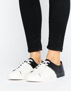 Clavin Klein Jeans Wanda Contrast Sneakers
