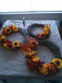 It's Sooo Fluffy: DIY – Fall Wreath