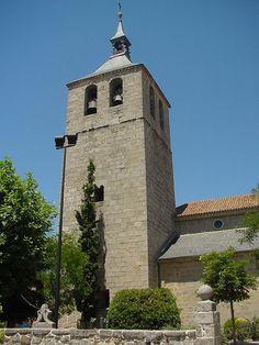 Madrid Iglesia en Galapagar
