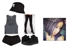 """""""Untitled #985"""" by jblizz on Polyvore featuring Converse, Elizabeth and James, Volcom, American Apparel and River Island"""