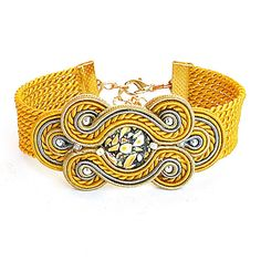 Hey, I found this really awesome Etsy listing at https://www.etsy.com/listing/208730997/soutache-beautiful-bracelet-handmade
