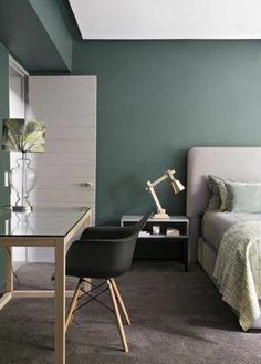 Bedroom Colors Grey And Blue Bedding 41 Ideas For 2019 Blue Bedroom Walls, Bedroom Green, Bedroom Carpet, Living Room Carpet, Bedroom Colors, Bedroom Decor, Bedroom Ideas, Dark Grey Carpet Bedroom, Dark Brown Carpet