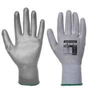 Cut 5 PU Palm Glove - - EN cut level 5 and ANSI cut level Superb abrasion and tear resistance. Smooth PU coating for increased abrasion resistance. Palm dipped to increase dexterity and ventilation. Grey Gloves, Work Gloves, Nylons, Mechanic Gloves, Small Palms, Safety Gloves, Cotton Gloves, Protective Gloves, Linnet