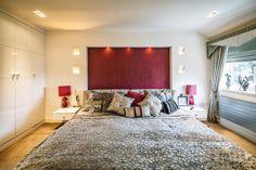 Master Bedroom - By Majik House #smarthome #lighting #lightingdesign