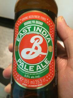 Brooklin East India Pale Ale, USA