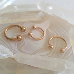 Hey, I found this really awesome Etsy listing at https://www.etsy.com/listing/243906726/rose-gold-circular-barbell-16g-14g