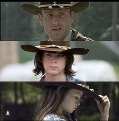 The Walking Dead, Cowboy Hats, Instagram, Celebs, Walking Dead