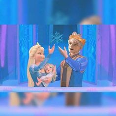 Image shared by Reina Elsa. Find images and videos about disney, elsa and jack frost on We Heart It - the app to get lost in what you love. Princesa Disney Frozen, Disney Princess Frozen, Disney Princess Drawings, Disney Princess Pictures, Disney Pictures, Jelsa, Modern Disney Characters, Elsa Baby, Jack Frost And Elsa
