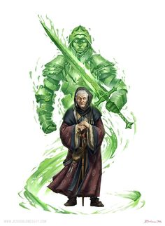 f Sorcerer casting Female Old Human Iconic Spiritualist - Pathfinder PFRPG DND D&D ed fantasy Fantasy Concept Art, Fantasy Character Design, Fantasy Rpg, Medieval Fantasy, Character Design Inspiration, Fantasy Artwork, Character Concept, Character Art, Dnd Characters