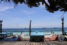Lotus Bar, Sairee Beach, Koh Tao, Thailand