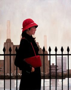 Just Another Day - Jack Vettriano
