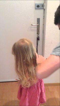 Cómo peinar a tu hija en dos segundos - VoxPopulix.com