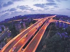 India's first double-decker flyover opens in Mumbai  Motorists hoping to save time while taking the Santacruz Chembur Link Road (SCLR), which was opened to public on Friday, would have to crawl through certain sections as the traffic police have imposed a speed limit of 30kmph on the bridges, along with some other restrictions to ensure smooth flow of traffic. For further details visit www.microlifeindia.org